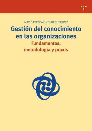 GESTION DEL CONOCIMIENTO EN LAS ORGANIZACIONES