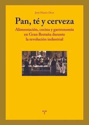 PAN, TE Y CERVEZA