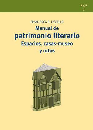 MANUAL DE PATRIMONIO LITERARIO