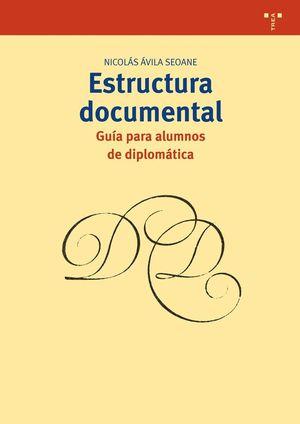 ESTRUCTURA DOCUMENTAL