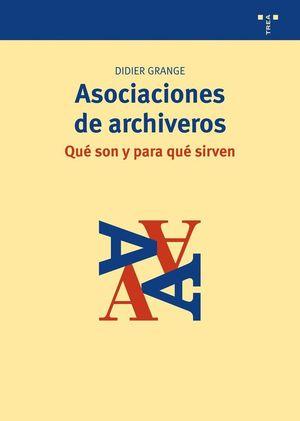 ASOCIACIONES DE ARCHIVEROS