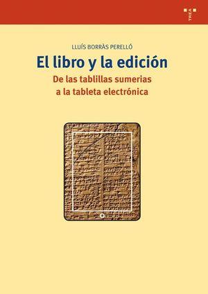 EL LIBRO Y LA EDICION