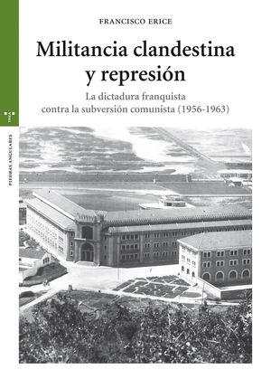 MILITANCIA CLANDESTINA Y REPRESIÓN