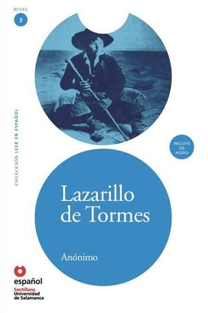 LAZARILLO DE TORMES LEER EN ESPAÑOL NIVEL 3