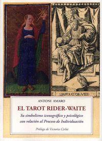 EL TAROT RIDER-WAITE