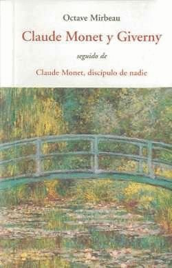 CLAUDE MONET Y GIVERNY CEN