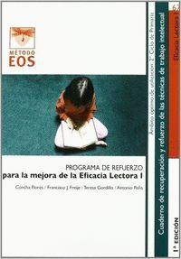 PROGRAMA DE REFUERZO PARA LA MEJORA DE LA EFICACIA LECTORA I Nº67