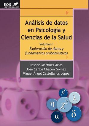 ANALISIS DE DATOS EN PSICOLOGIA Y CIENCIAS DE LA SALUD VOL.I