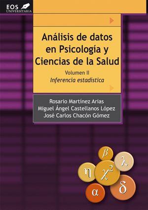 ANALISIS DE DATOS EN PSICOLOGIA Y CIENCIAS DE LA SALUD VOL.II
