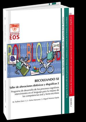 BECOLEANDO XI TALLER DE ALTERACIONES DISLEXICAS Y DISGRAFICAS 2