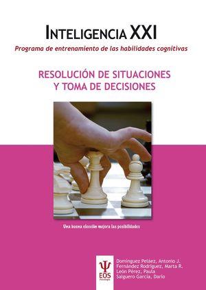 INTELIGENCIA XXI PROGRAMA DE ENTRENAMIENTO DE HABILIDADES COGNITIVAS