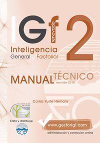 IGF-2R. MANUAL TÉCNICO