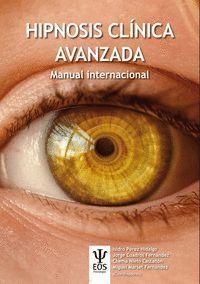 HIPNOSIS AVANZADA MANUAL INTERNACIONAL