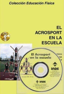 EL ACROSPORT EN LA ESCUELA (LIBRO+DVD)