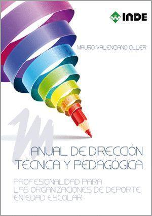 MANUAL DE DIRECCIÓN TÉCNICA Y PEDAGÓGICA