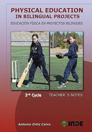 PHYSICAL EDUCATION IN BILINGUAL PROJECTS 3º CYCLE