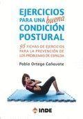 EJERCICIOS PARA UNA BUENA CONDICION POSTURAL
