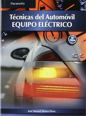 TECNICAS AUTOMOVIL EQUIPO ELECTRICO 11ªEDICION