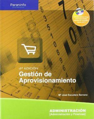 GESTION DE APROVISIONAMIENTO 3º EDICION