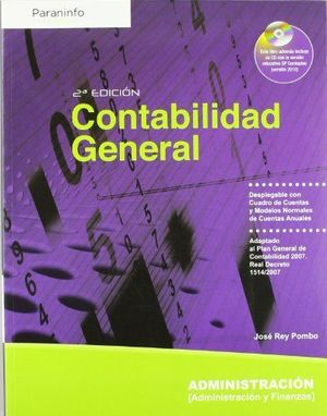 CONTABILIDAD GENERAL + CD 2ªEDICION