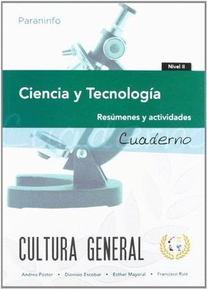 CIENCIA Y TECNOLOGIA (CUADERNO NIVEL 2) RESUMENES Y ACTIVIDADES