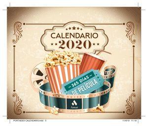 CALENDARIO TACO 2020 365 DIAS DE PELICULA