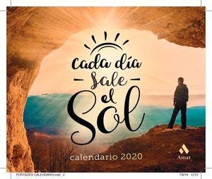 CALENDARIO TACO 2020 CADA DIA SALE EL SOL