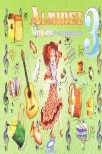 MUSICA ALMIREZ 3ºPRIMARIA 2012