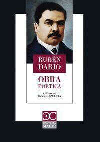 OBRA POETICA RUBEN DARIO
