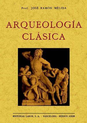 ARQUEOLOGIA CLASICA