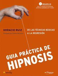 GUIA PRACTICA DE HIPNOSIS + CD
