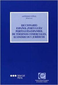 DICCIONARIO ESPAÑOL-PORTUGUES / PORTUGUES-ESPANHOL DE TERMINOS CO
