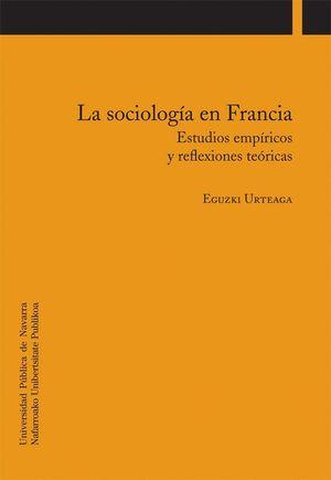 LA SOCIOLOGIA EN FRANCIA