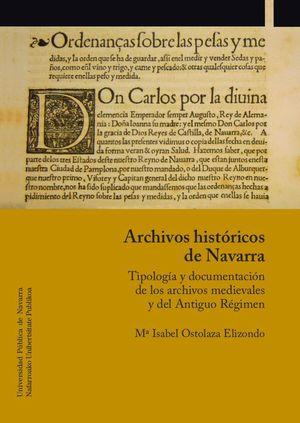 ARCHIVOS HISTORICOS DE NAVARRA