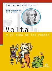 VOLTA Y EL ALMA DE LOS ROBOTS