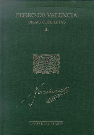 OBRAS COMPLETAS III. ACADEMICA.