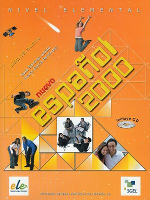 ESPAÑOL 2000 ELEMENTAL LIBRO DEL ALUMNO+CD
