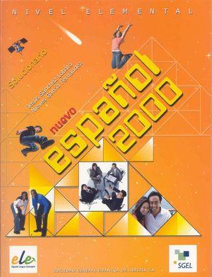 NUEVO ESPAÑOL 2000 NIVEL ELEMENTAL SOLUCIONARIO