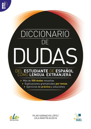 DICCIONARIO DE DUDAS (A2-B1-B2)