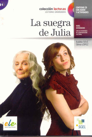 LA SUEGRA DE JULIA +CD