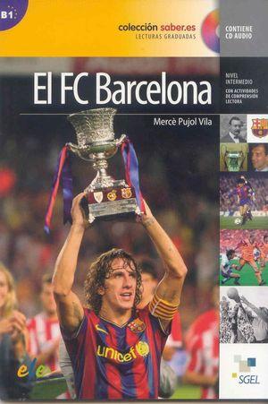 EL FC BARCELONA +CD B1 NIVEL INTERMEDIO