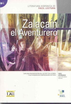 ZALACAIN EL AVENTURERO