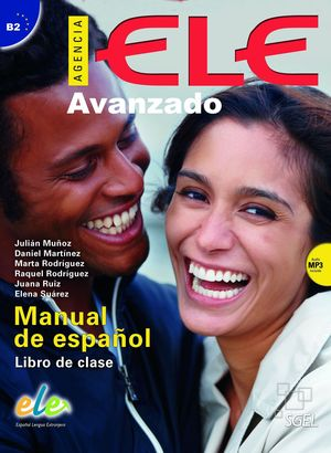 AGENCIA ELE AVANZADO LIBRO DE CLASE + CD B2