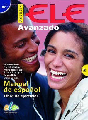AGENCIA ELE AVANZADO LIBRO DE EJERCICIOS + CD B2