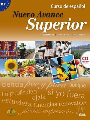 NUEVO AVANCE SUPERIOR EJERCICIOS +CD (B2)