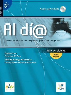 AL DIA B2 C1 + CD LIBRO DEL ALUMNO