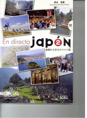 EN DIRECTO JAPON 2 + CD