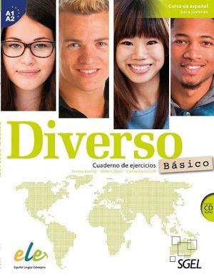 DIVERSO BASICO + CD EJERCICIOS