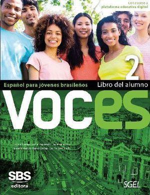 VOCES 2 LIBRO DEL ALUMNO