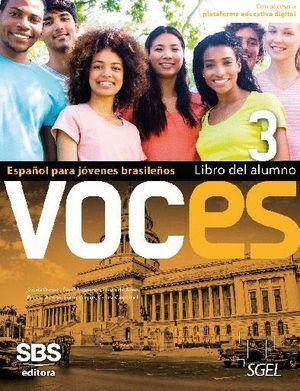 VOCES 3 LIBRO DEL ALUMNO